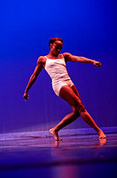 Davalois Fearon in  Consider Water at Warwick Summer Arts Festival
