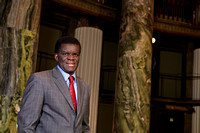 Dr. Thomas A. Isekenegbe, President of Bronx Community College
